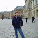 Me, in Versailles at another time