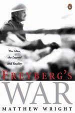 Freyberg's War Cover