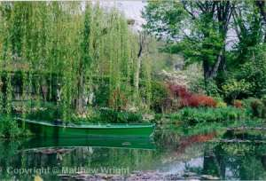 Another photo I took of Giverny, same specifications as the other.