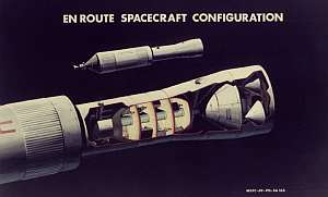 On  the way to Mars, concept for 1981 flight,via NASA.