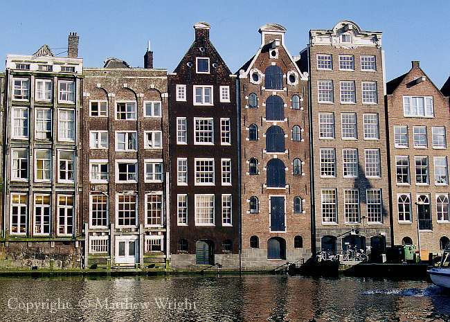 Amsterdam S Taxing Narrow Houses Matthew Wright