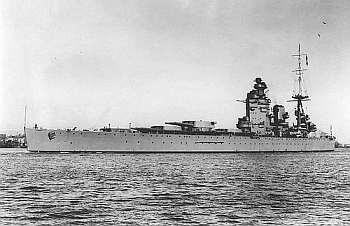 HMS Rodney (public domain)