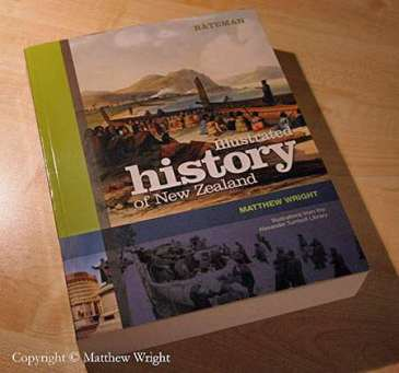 """My """"Illustrated History of New Zealand"""""""