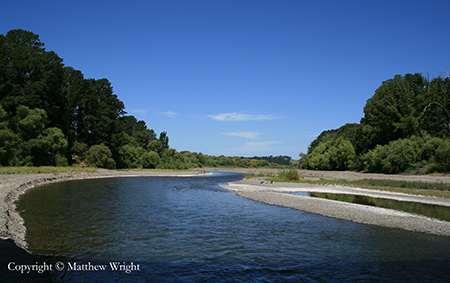 A photo I took a few years back of the Tutaekuri River.
