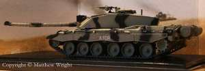 "Best MBT in the world - the Challenger 2. Well, it's British, innit. ""It's only a model"". ""Shh"""