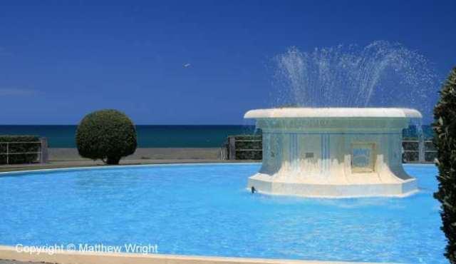 Tom Parker Fountain, Napier.