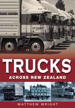 It was easy to deal with the rights for the main photo on  the cover of my book Trucks. Why? I took it.