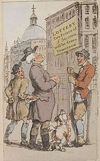 Pickpocket in action. Picture by Thomas Rowlandson, from his 1820 book Characteristic Sketches of the Lower Orders. British Library, public domain.