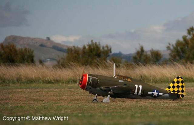 Truly a model aircraft...