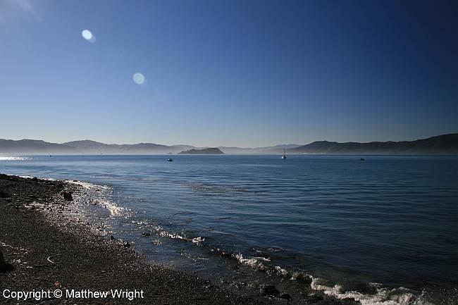Somes/Matiu Island, Port Nicholson.