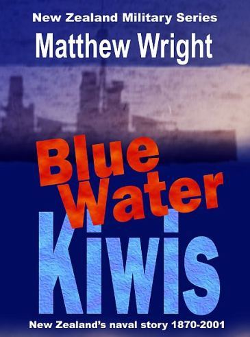 Blue Water Kiwis cover - 450 px