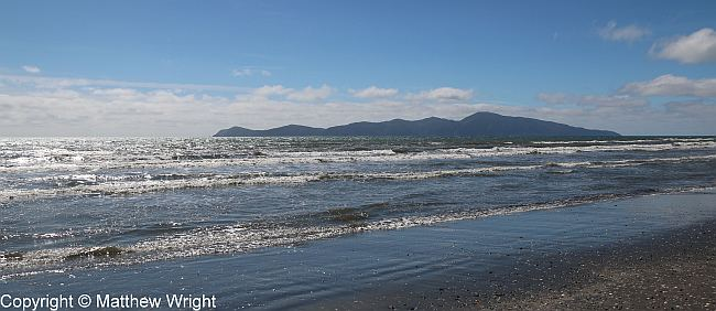 Kapiti Island - bird sanctuary and steeped in history.