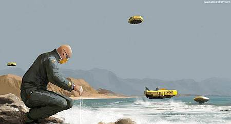 Concept artwork by Alex Andreev.