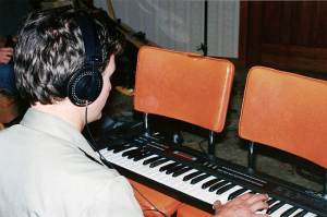 Matthew 1988 recording session 2