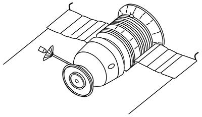 Stripped Soyuz: the