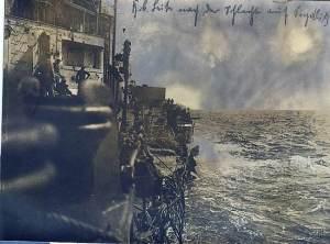 how sms seydlitz survived jutland