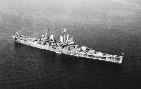 heavy cruisers of the washington treaty