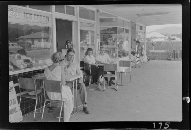 Upper Hutt milk bar