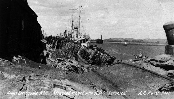 naval humanitarian work